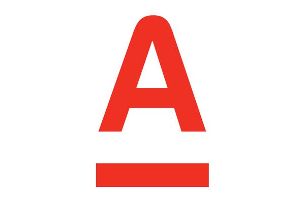 Логотип Альфа-Банк (банкомат) - Справочник Ивантеевки