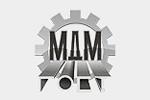 Логотип ТПК «Московский дом металла» (склад) - Справочник Ивантеевки