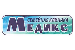 Логотип Медикс (медицинский центр) Ивантеевки - Справочник Ивантеевки