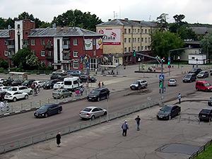 Вебкамера ул. Первомайская Ивантеевка
